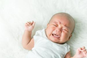 This scientific reason why babies cry at night will blow your exhausted mind