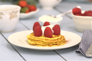 Slimming World Friendly - healthy pancakes