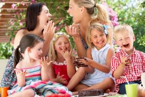Why my Mummy Friends are a vital part of my life