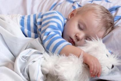 Kids struggling to sleep? The central heating could be to blame