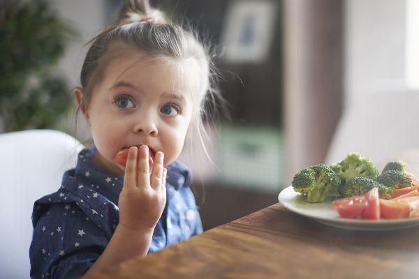 Dealing with fussy eaters? This is my number one feeding tip