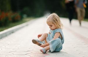 Why crossing the midline is an important developmental skill for your child