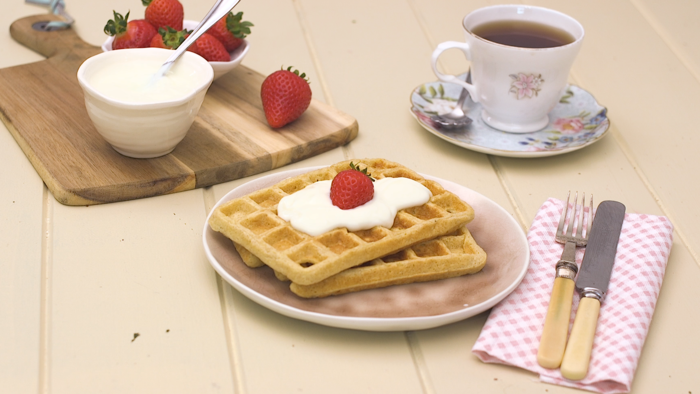 Syn-free waffles