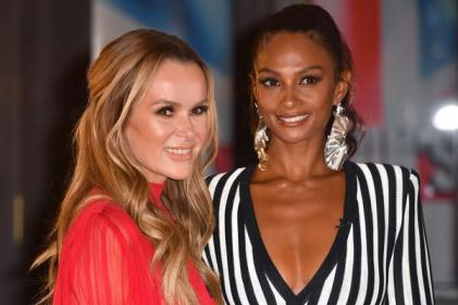 Amanda Holden and Fearne Cotton get candid about their kids going to school
