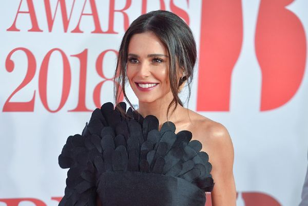 Cheryl shares adorable snap of her and Bears matching Christmas pyjamas
