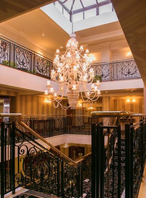 The Ashdown Park Hotel
