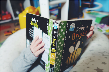 Tip 1: start when they are small... Raising your child to be a reader