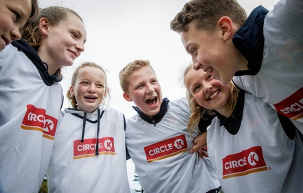 Family friendly local club wins €5k - meet Circle K's Cash For Clubs winners!