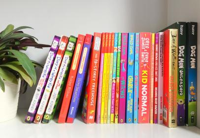 10 great chapter books for young readers