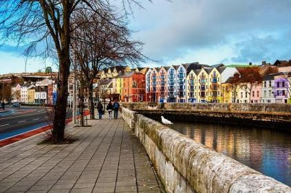 Cork has been crowned the third friendliest city in the world