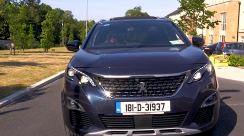MummyPages Mum In Residence trialed the new PEUGEOT 5008 SUV