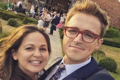 Your body is a miracle: Tom Fletcher praises Gi following birth of son