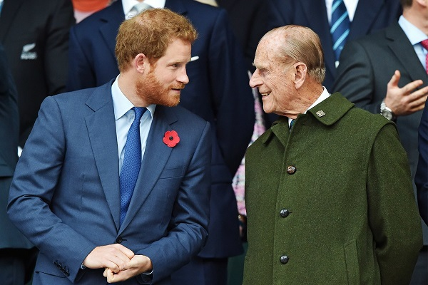 Prince Harry remembers his grandfather's 'sharp wit and banter' in moving tribute