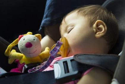 Danger Alert: does your baby fall asleep in their car seat?