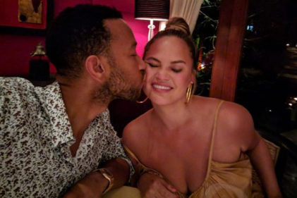 So inspiring: Chrissy Teigen gets honest about wearing a swimsuit again