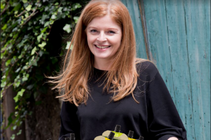 Its not just kids who eat from pouches: The mum who is reinventing snacking