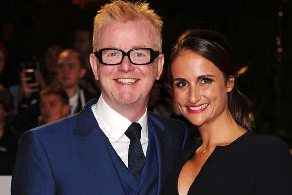 Congrats! Radio DJ Chris Evans and wife Natasha welcome twins