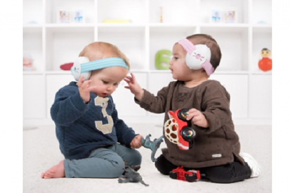6 situations in which your baby needs to wear hearing protection