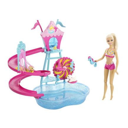 Barbie Puppy Water Park