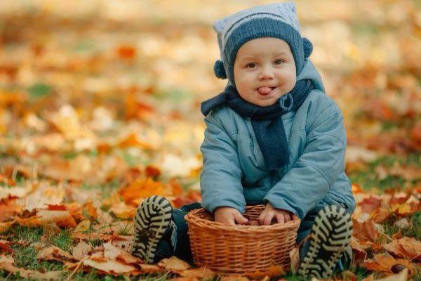 Autumn is here: 20 ADORABLE names perfect for your October baby