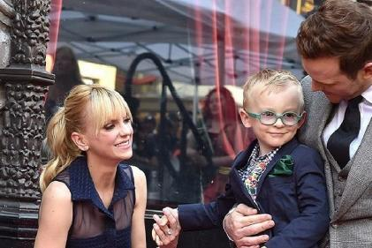 Anna Faris shares why she felt guilty on her sons first day of school
