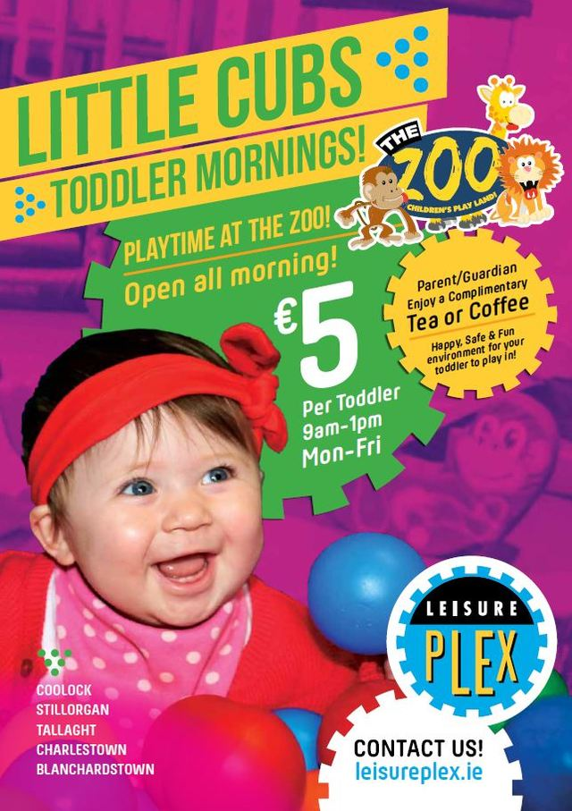 Leisureplex - Zoo and Toddler Mornings