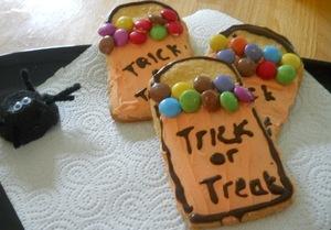 Smartie Goodie Bag Cookies
