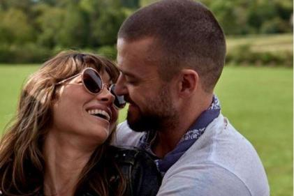 How romantic: Justin Timberlake reveals the moment he fell for wife Jessica Biel