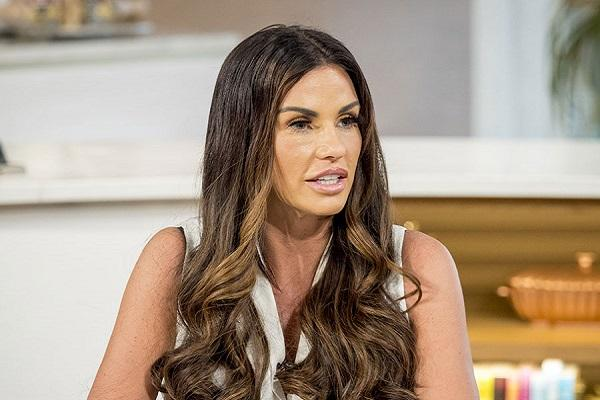 Katie Price returns to social media with sweet family snaps
