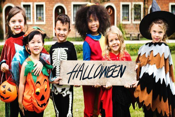 Give tricks and not treats this Halloween!