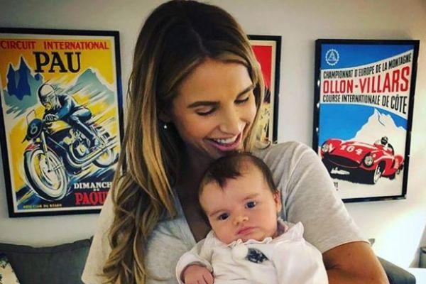 Ready for baby number two? Vogue Williams shares her future family plans