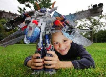 Transformers 3 Ultimate Optimus Prime