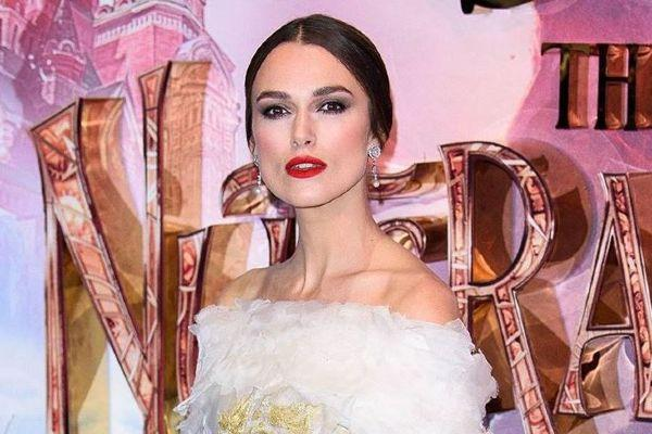 Baby joy for Keira Knightley and husband James Righton