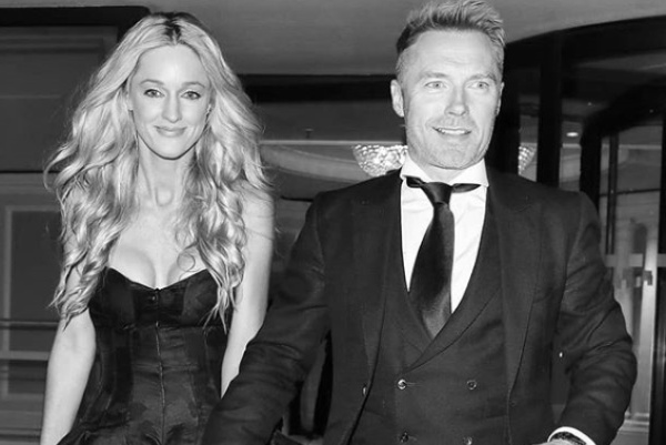 So much pride: Storm Keating opens up about family life with husband Ronan