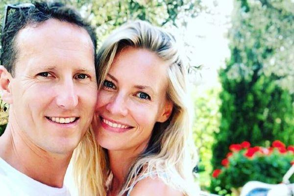 I feel quite emotional: Brendan Cole admits he struggled to bond with his son