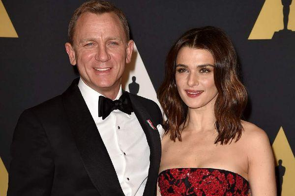 Rachel Weisz said the sweetest thing about her and Daniel Craigs daughter