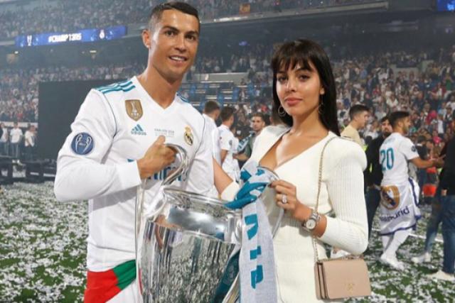 Congrats! Cristiano Ronaldo reportedly proposes to long-time girlfriend