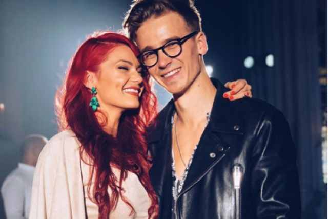 Strictly's Joe Sugg says next dance will be a tribute to his grandmother