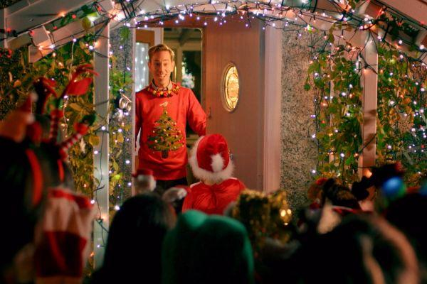 Make it home for Christmas: The trailer for the Late Late Toy Show has landed