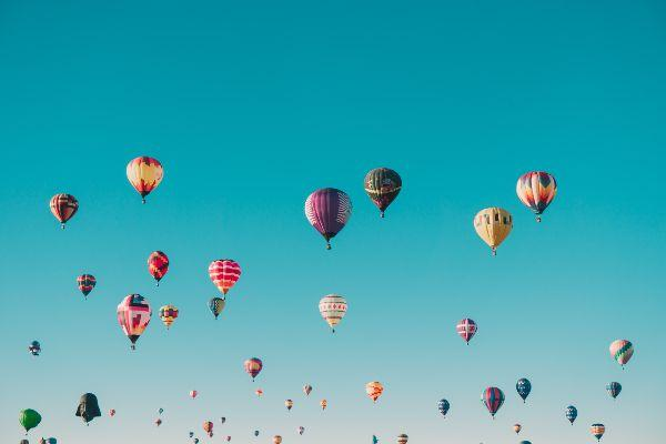 Heres how you can soar over Dublin in a hot air balloon for FREE