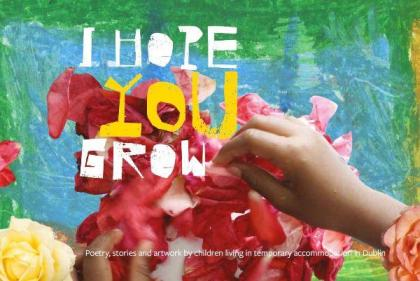 I Hope You Grow: Homeless children write moving book about their experience