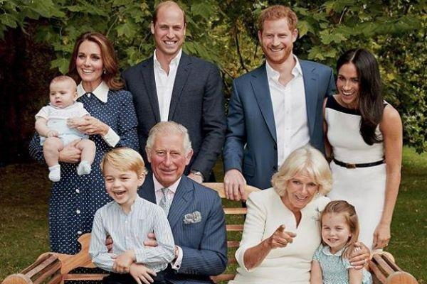Prince Charles reveals two baby names Harry and Meghan are considering