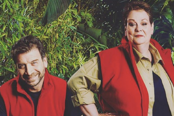 She's an honest lady Chaser co star is forced to defend Anne Hegerty