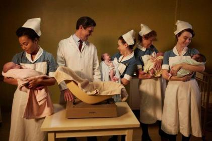 5 reasons why we LOVE Call The Midwife