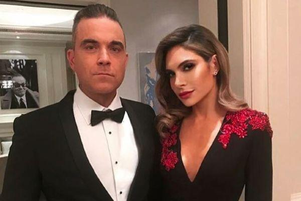 We are swooning over what Robbie Williams said about his marriage