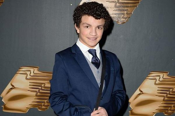 17-year-old Coronation Street actor Alex Bain welcomes his first child