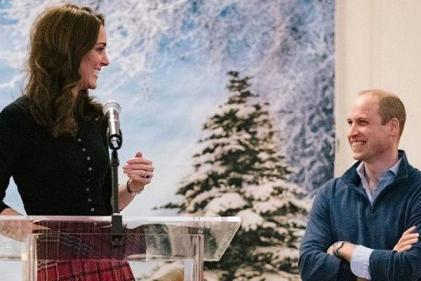 This is why Kate and William dont let their kids keep all of their Christmas gifts
