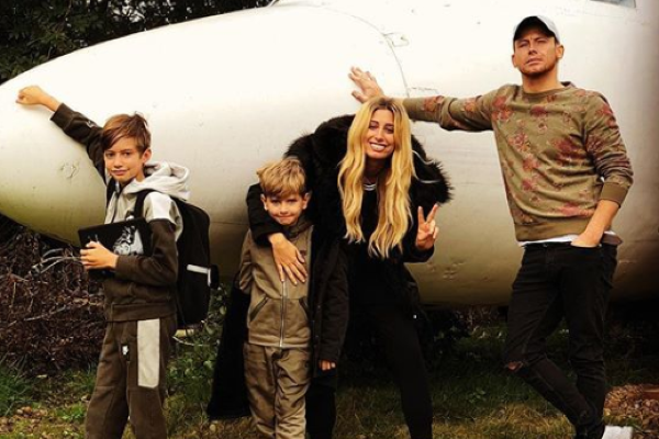 Stacey Solomon reveals her future family plans with Joe Swash