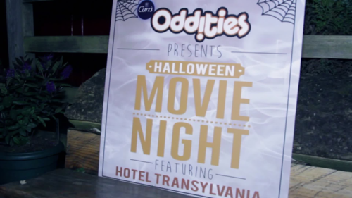 Oddities Halloween Movie Night