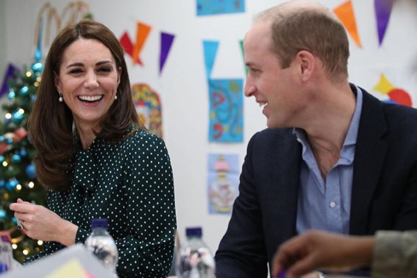 Prince William admits Prince George thinks hes useless at this hobby